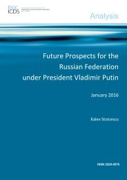Kalev_Stoicescu_-_Future_Prospects_for_the_Russian_Federation