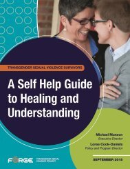 A Self Help Guide to Healing and Understanding