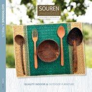 Souren Furniture   Gastronomie & Projects