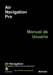User_manual AIR NAV PRO