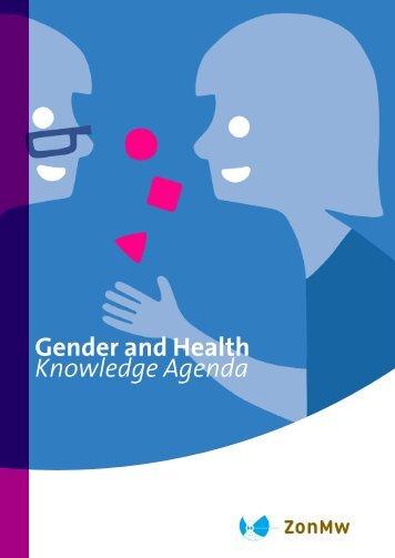 Gender and Health Knowledge Agenda
