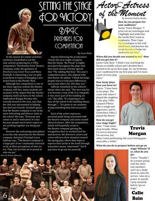The Hawkeye - Issue II