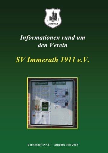 SVI Vereinsheft17