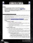INSCRIPCIONES LUGAR/FECHA PARTICIPANTES/ACREDITACIÓN/EQUIPOS - Page 3