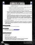 INSCRIPCIONES LUGAR/FECHA PARTICIPANTES/ACREDITACIÓN/EQUIPOS - Page 4
