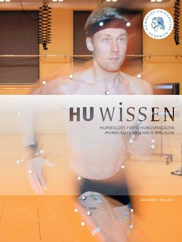 hu wissen (pdf) - Exzellenzinitiative - Humboldt-Universität zu Berlin