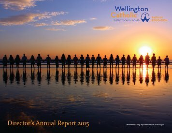 Director's Annual Report 2015