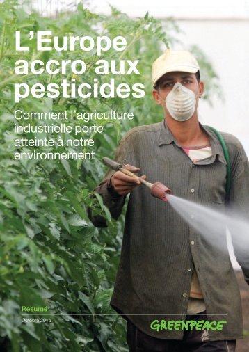 accro aux pesticides