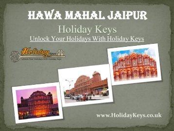 Hawa Mahal Jaipur - HolidayKeys.co.uk
