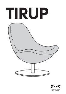 Draaifauteuil Tirup Ikea.Tirup Magazines