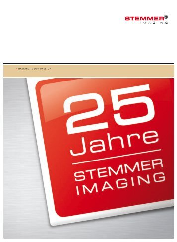 Broschüre | 25 Jahre | DE