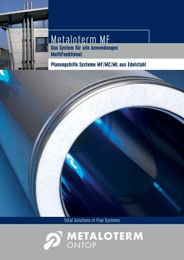 Metaloterm MF - KAMBACH GmbH