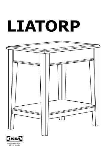 Ma 296 4 7 - Table d appoint ikea ...