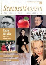 SchlossMagazin Bayerisch-Schwaben Februar 2016