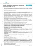 Besondere Bedingungen für Nachunternehmer Infrastrukturelle ... - Seite 2