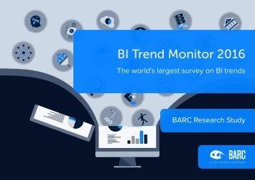 BI Trend Monitor 2016