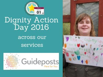 Dignity Action Day 2016