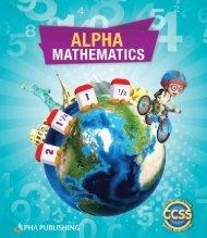 Alpha Mathematics Overview