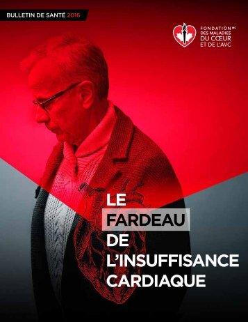 FARDEAU DE L'INSUFFISANCE CARDIAQUE