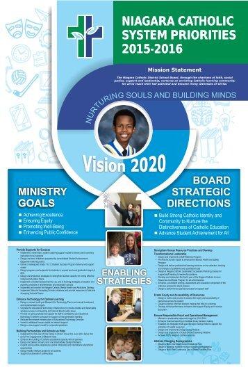 System Priorities 2015-2016