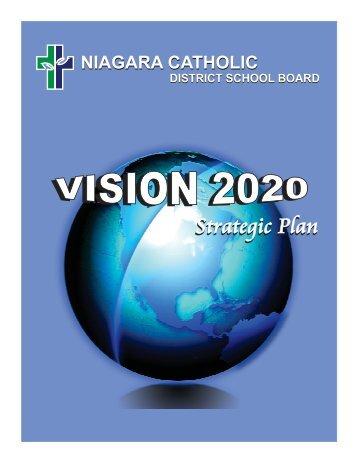 Vision 2020 Strategic Plan