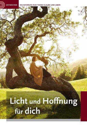 Licht und Hoffnung für dich