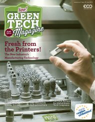 Green Tech Magazine May 2014