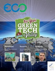 Green Tech Magazine November 2013