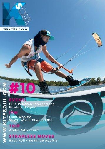 Kitesoul Magazine #10 Italian Edition
