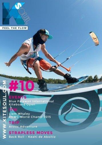Kitesoul Magazine #10 English Edition