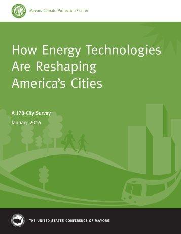 America's Cities