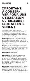 Ikea FALSTER Table+2 Chaises, ExtéRieur - S79932225 - Manuels - Page 6