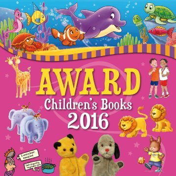 Award Children's Books Catalogue 2016