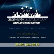 Accommodation - Sesimbra Summer Cup