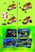 Lego Mikey's Mini-Shellraiser - 30271 (2014) - Worriz' Fire Bike BI 2001/ 2 - 30271 V29 - Page 2