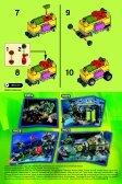 Lego Mikey's Mini-Shellraiser - 30271 (2014) - Worriz' Fire Bike BI 2001/ 2 - 30271 V39 - Page 2