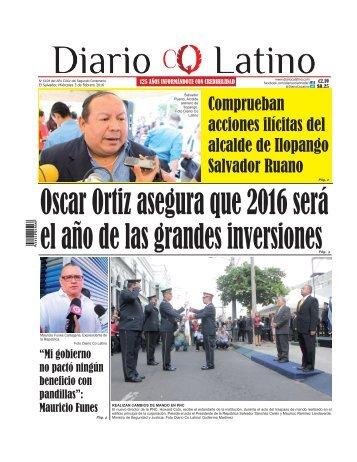 Edición 3 de Enero de 2016