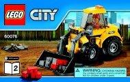 Lego Demolition Site - 60076 (2015) - Demolition Starter Set BI 3004/40 -60076 V39 2/4