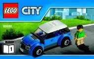 Lego Pickup Tow Truck - 60081 (2015) - Race Car BI 3004/20-60081 V29 1/2