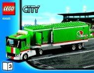 Lego Grand Prix Truck - 60025 (2013) - Ambulance BI 3018/76+4-65+115G, 60025 V29 3/3