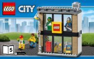 Lego City Square - 60097 (2015) - Glider BI 3004/64+4-65*, 60097 5/10 V29