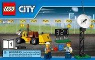 Lego Spaceport - 60080 (2015) - Space Moon Buggy BI 3003/32, 60080 V39 1/5
