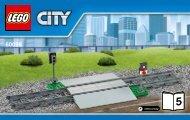 Lego Heavy-Haul Train - 60098 (2015) - Freight Loading Station BI 3004/12 - 60098 V39 5/6
