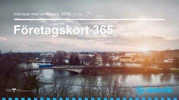 Företagskort 365