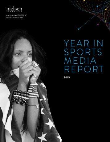 SPORTS MEDIA REPORT