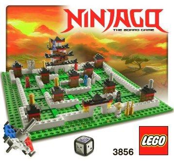 Lego Ninjago - 3856 (2011) - Ninjago BI 3005/28 - 3856 NA