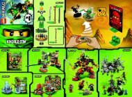 Lego Lloyd ZX - 9574 (2012) - Samurai X BI 2002/ 2 - 9574 V39 1/2