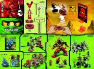 Lego Fangdam - 9571 (2012) - Samurai X BI 2002/ 2 - 9571 V29 1/2
