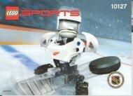 Lego NHL All Teams Set - 10127 (2003) - NHL All Teams Set BI 10127