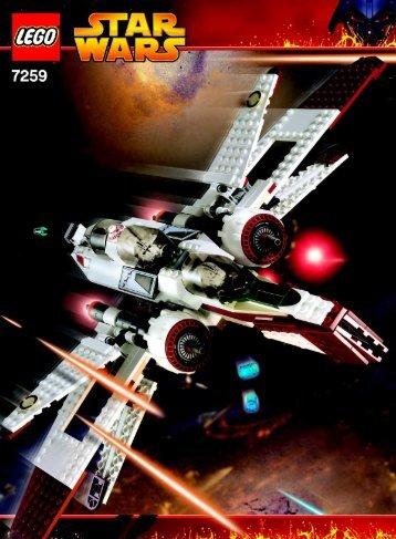 Lego Star Wars Copack - 65771 (2005) - Star Wars Copack BI, 7259 NA